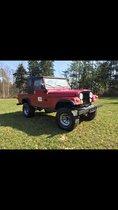 Jeep CJ 8