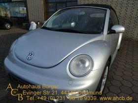 VW New Beetle Cabriolet 1.9 TDI Highline-Scheckheft