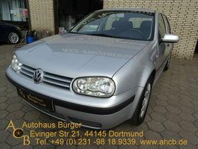 VW Golf IV Lim. Special-Klima- Scheckheft-wenig KM-