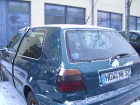 VW Golf 1.8 Joker