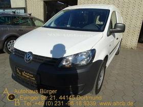 VW Caddy Maxi Kasten Sehr wenig-KM Anhängevorrichtu