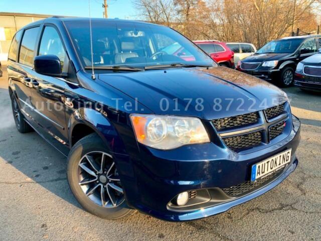 DODGE Grand Caravan SXT 3.6 V6 BT|Klima|MFL|El.Türen