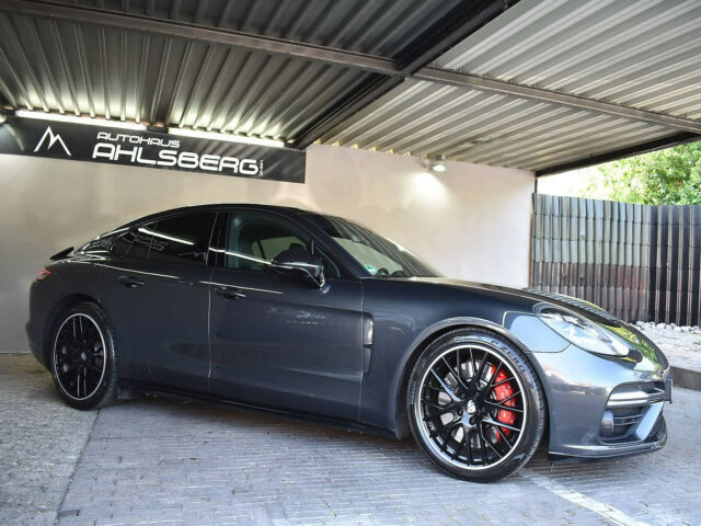 PORSCHE Panamera Turbo /Keyless/Soft/Luft/Matrix/Bose