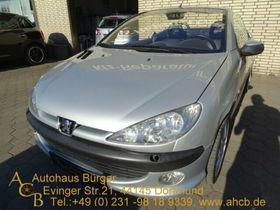 PEUGEOT 206 Cabriolet CC Platinum Leder ALU Klima CD