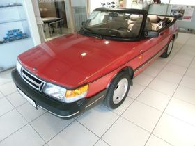 SAAB 900 S Cabriolet 2.1i --Klassiker--