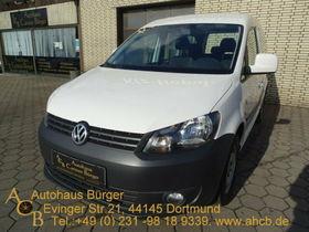 VW Caddy 2 Schiebetüren 8-Fachbereift GRA
