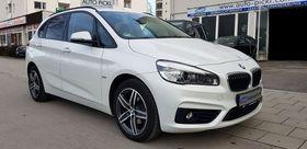 BMW 218d Sport Line/Navi/Klimaautomatik/LED/PDC/SHZ/