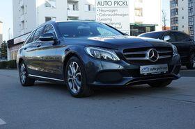 Mercedes-Benz C 250 T BlueTEC d/Avantgarde/Navi/Distronic/LED/