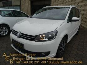 VW Touran Comfortline 8-Fachbereift Navi PDC GRA