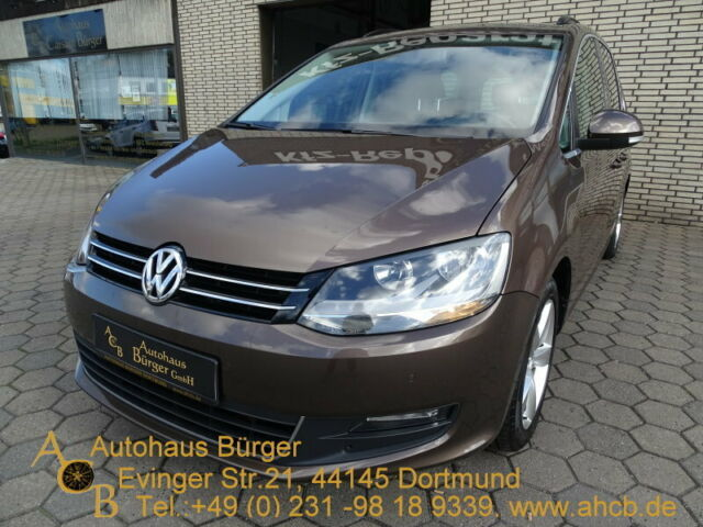 VW Sharan Comfortline BMT-Benziner-7-Sitzer