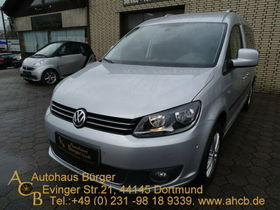VW Caddy Maxi Cup 2Schiebetüren 7-Sitzer Navi