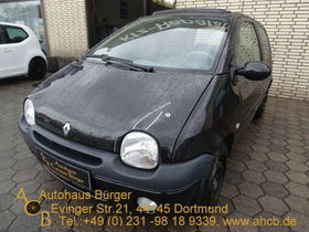 RENAULT Twingo Edition Toujours-Faltdach-2.Hand