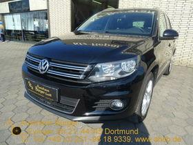 VW Tiguan Sport & Style 4Motion-8-Fach-Scheckheft