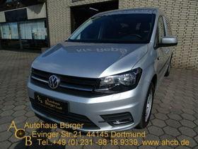 VW Caddy PKW Maxi Trendline BMT-Scheckheft