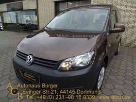 VW Caddy JAKO-O Trendline-Scheckheft-AHK-Automatik