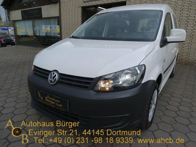 VW Caddy Trendline BiFuel-2 Schiebet.-Scheckheft