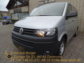 VW T5 Transporter-Kombi 9-Sitzer Navigation PDC h.
