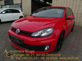 VW Golf VI GTI adidas Schiebedach Xenon Navi PDC