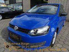 VW Polo V Trendline 8-Fachbereift Klimaanlage