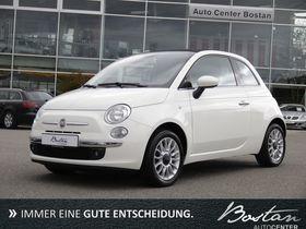FIAT 500C 1.2 CABRIO-LEDER-DEUTSCHES FZG-SCHECKHEFT