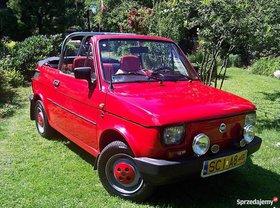 Fiat 126 cabrio
