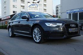 Audi A6 Avant 2.0 TDI/2 x S line/Led/Navi/BOSE/19-/Xe