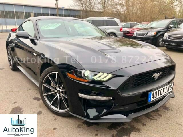FORD Mustang 2.3 Eco Boost |LED KEYLESS NEUESTE MODEL