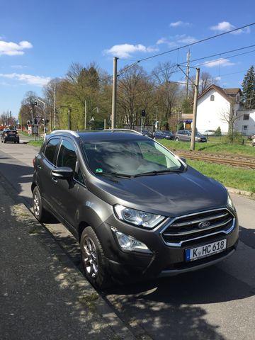 Ford EcoSport 1,0l EcoBoost 92KW Titanium