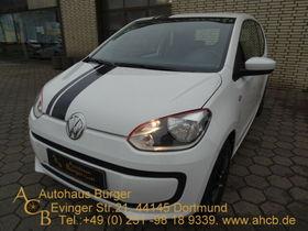 VW up! move up! Klimaanlage Allwetterreifen CD