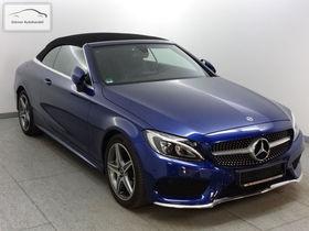 Mercedes-Benz C 250 AMG Line LED+Sitzh.+18+Airscarf