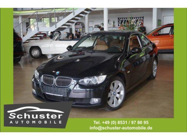 BMW 325 i xDrive Coupe Leder Xenon e-Sitze SHZ PDC