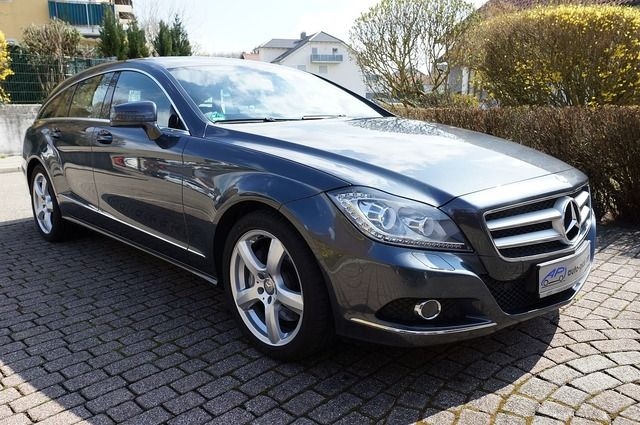 Mercedes-Benz CLS 350 Shooting Brake Sport-Paket Exterieur/18-