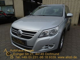 VW Tiguan Sport & Style 4Motion Schiebedach Xenon
