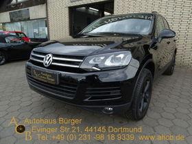VW Touareg V6 TDI 3.0 BMT Allrad Leder PDCv+h PD