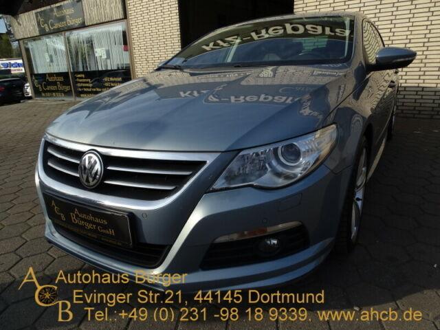 VW Passat CC Navi Sportpaket Sportsitze Sportfahrwe