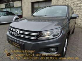 VW Tiguan Track & Style 4Motion Navi Sportsitze BMT