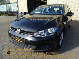 VW Golf VII Trendline BMT 1.6 TDI PDCv+h PDC SHZ AU