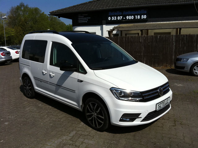 VW Caddy -EDITION 35-2.0 TDI/NAV/SHZ/XENON/ACC/STHZ