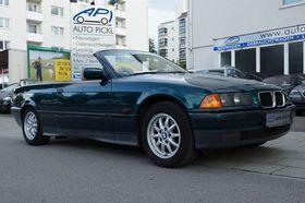 BMW 318i Cabrio/Leder/Komfort-Paket/Verdeck automati
