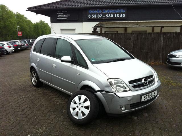 Opel Meriva 1.4 TWINPORT Cosmo