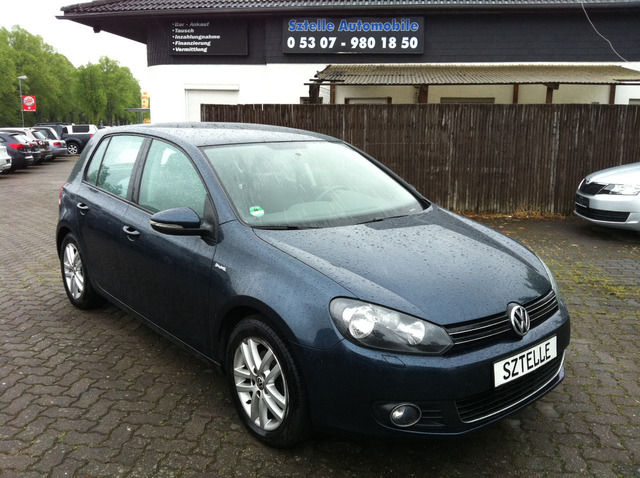 VW Golf 1.6 TDI Highline