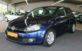 VW Golf VI 3-Trg. -Klima-SHZ-PDC-Tempomat-AUX-