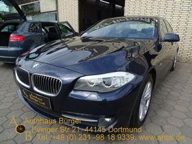 BMW Baureihe 5 Lim. 525d xDrive Schiebedach Leder