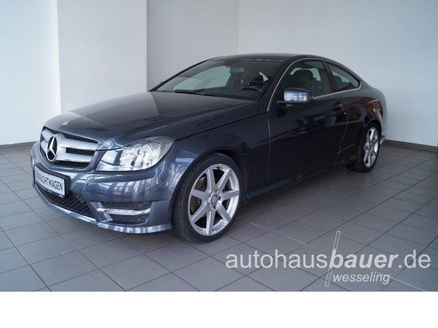 MERCEDES-BENZ C 180 Coupe CGI BlueEfficiency AMG -Navi, Park-Distance-Control, LED ...