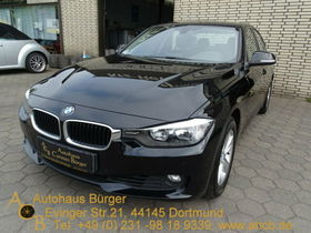BMW Baureihe 3 Lim. 320i Einparkhilfe V.und h. GRA