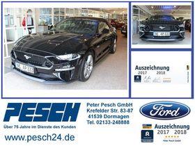 FORD Mustang 5.0Ti-VCT V8 Convertible GT (EURO 6d-TEMP)