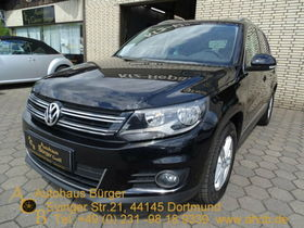 VW Tiguan Sport & Style BMT 8-Fachbereift PDC Sitzh