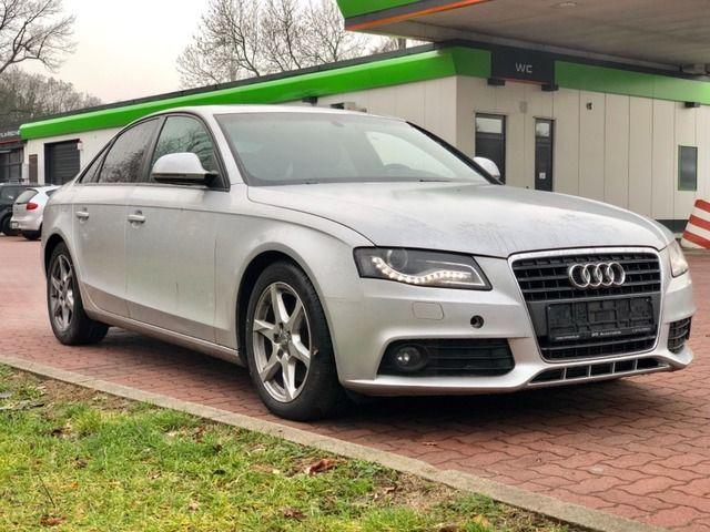 Audi A4 -Drive select-AHK-Xenon-Navi-Advanced Key-