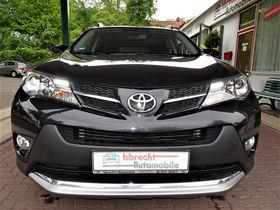Toyota RAV 4 2.2 D-4D 4x4 EDITION-S AUTOM. NAVI CAM AHK
