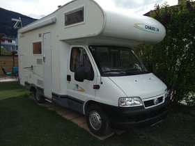 Wohnmobil Chausson welcome 8